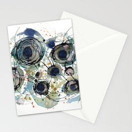 DANCING EYES Stationery Cards