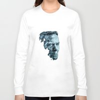 clint eastwood Long Sleeve T-shirts featuring Clint Eastwood by artbyolev