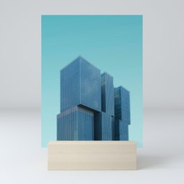 De Rotterdam | Netherlands | Rem Koolhaas Mini Art Print