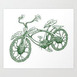 Kalo Kruiser Art Print