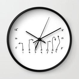 Short Game Wall Clock