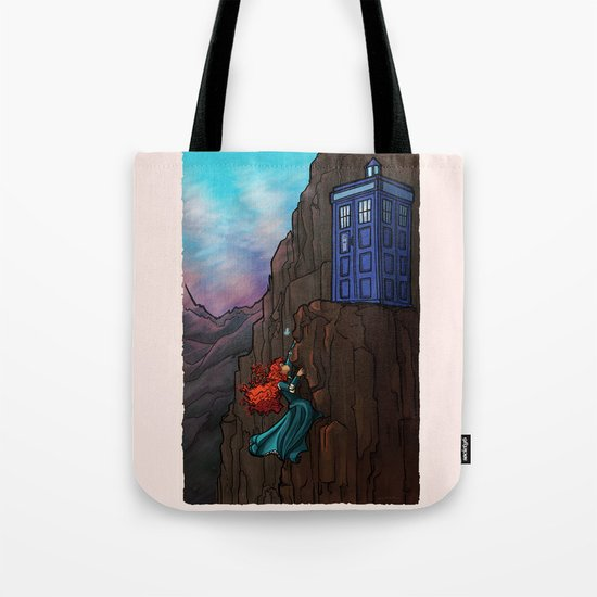 Touch the sky...and then the stars. Tote Bag
