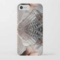 emily rickard iPhone & iPod Cases featuring Emily by Michael Victor