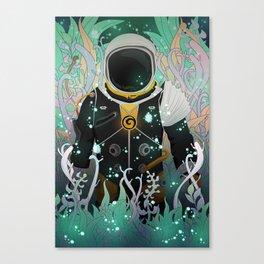 Xenesis App Canvas Print