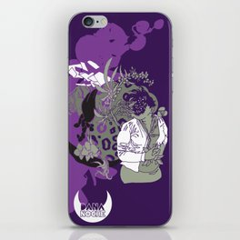 Inflorescencia iPhone Skin