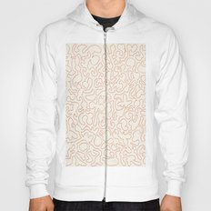 Puzzle Drawing #2 Gold Hoody