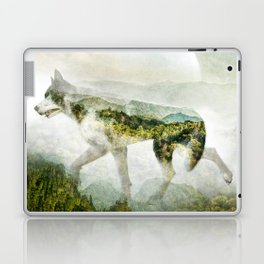 WOLF MOUNTAIN Laptop & iPad Skin