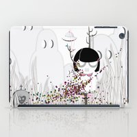 i want to believe iPad Cases featuring I WANT TO BELIEVE by Agente Morillas