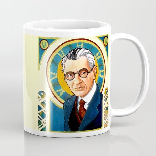 Kurt Gödel Coffee Mug