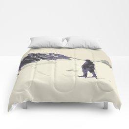 Winter's best friends Comforters