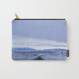 long roads Carry-All Pouch