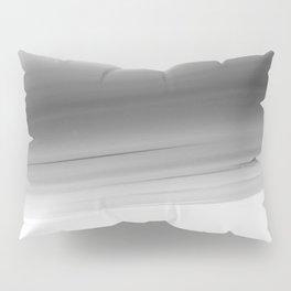 Gray Smooth Ombre Pillow Sham