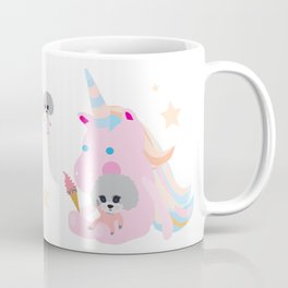 Unicorn puddle Coffee Mug