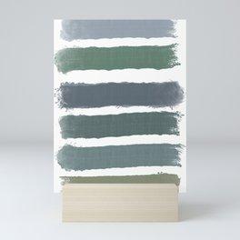 Color Sample 2 Mini Art Print