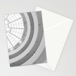 Guggenheim Interior   Frank Lloyd Wright Architect Stationery Cards
