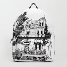 Fantasy of Saint Denis and Roy Backpack