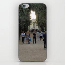Verso il Tempio iPhone Skin
