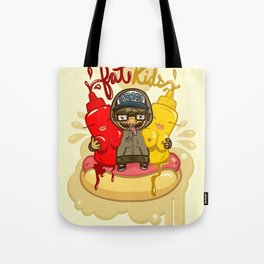 Fat Kids Tote Bag