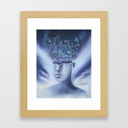 Higher Consciousness Framed Art Print