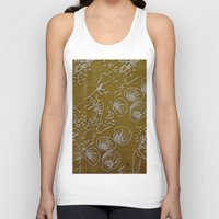 shells Tank Tops featuring Shells by ANoelleJay