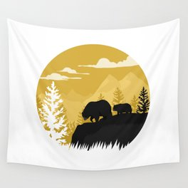 Bear Valley Wall Tapestry