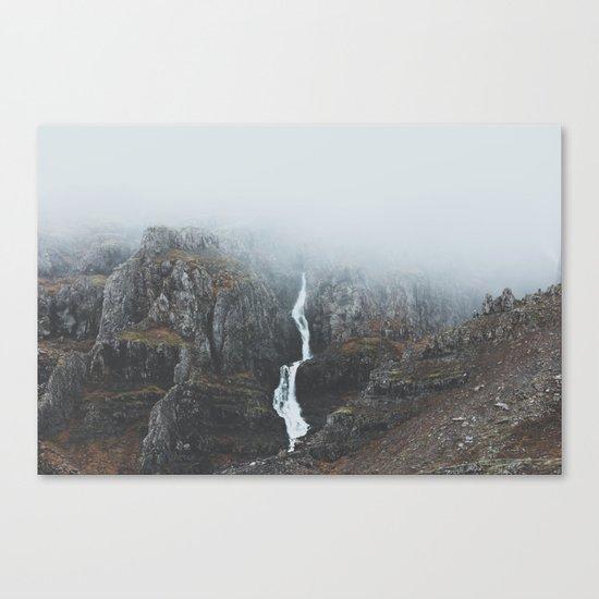 Iceland XI Canvas Print
