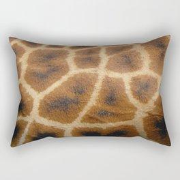 Giraffe Skin Rectangular Pillow