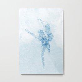 Whisper dance Metal Print