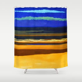Leon Spilliaert Marine Shower Curtain