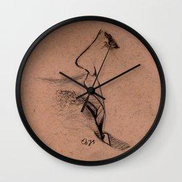 Lick pt 2 Wall Clock