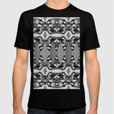 HYPNOTIZED X-LARGE Mens Fitted Tee Black