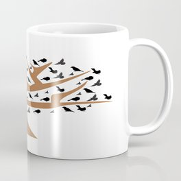 Bird Tree Coffee Mug