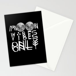 MOON vibes only! Stationery Cards