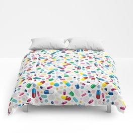 Happy Pills Comforters