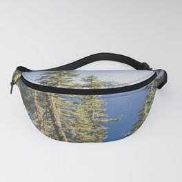 Cabin at the Lake Fanny Pack