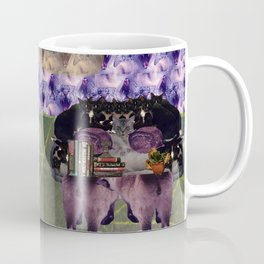 Everything is cats. All things are cats? Coffee Mug
