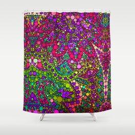 Love2Snap Flower Shower Curtain