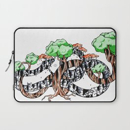 Tree Serpents Laptop Sleeve