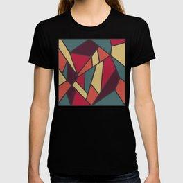 Geometric Colour Pattern V1 T-shirt