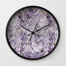 Olive Tree Wall Clock