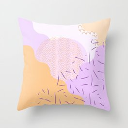 023 Throw Pillow