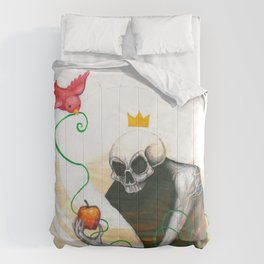 maybe this apple Comforters