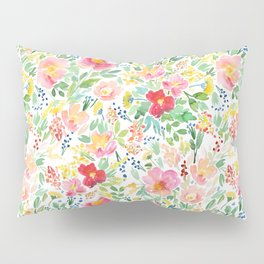 Ditsy Meadow Pillow Sham