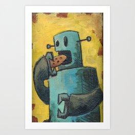 Cooookie! Art Print