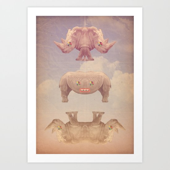rino&ceronti Art Print