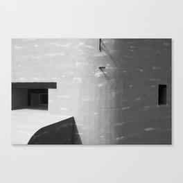 fortress II Canvas Print