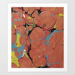 Abstract Painting ; Centaurus Art Print
