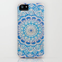 Manifest Mandala iPhone Case