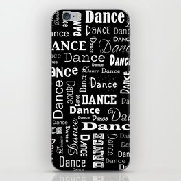 Just Dance! iPhone Skin