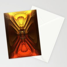 Golden Idol Stationery Cards